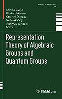 Representation Theory of Algebraic Groups and Quantum Groups (Progress in Mathematics (284))