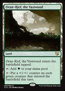 Magic: the Gathering - Oran-Rief, the Vastwood (297/342) - Commander 2015