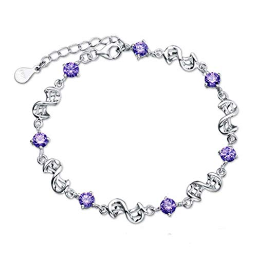 Cadeaux d'anniversaire beau bracelet réglable de mode #28