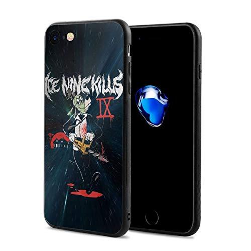 Ice Nine Kills Anti- Arañazos Protective Cajas del Teléfono iPhone 12/11 Pro MAX 12 Mini SE X/XS MAX XR 8 7 6 6s Plus Funda
