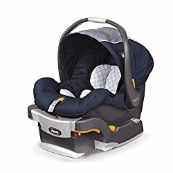 A chicco keyfit 30 infant carseat