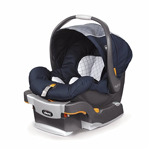 Chicco KeyFit 30 Infant Car Seat, Oxford, 27.5x17x24 Inch (Pack of 1)