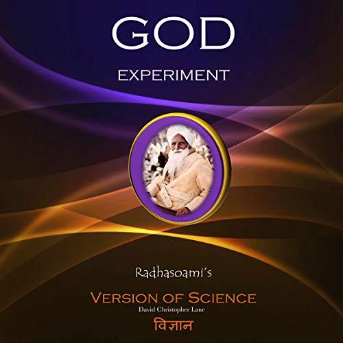 Couverture de The God Experiment