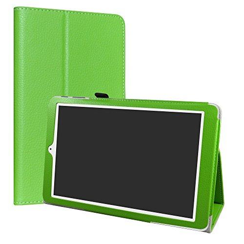 LiuShan Alcatel OneTouch Pixi 3 10 Funda, Folio Soporte PU Cuero con Funda Caso para 10.1