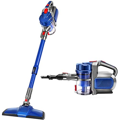 Read About YHLZ Vacuum Cleaner, Wireless Vacuum Cleaner Two in One Hand-held Vertical Vacuum Cleaner...