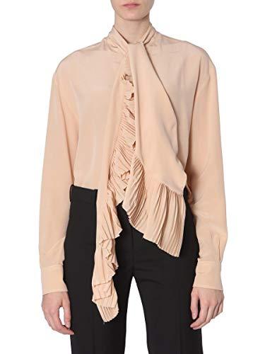 Luxury Fashion | Givenchy Dames BW60EK10JX271 Roze Zijde Blouses | Seizoen Outlet