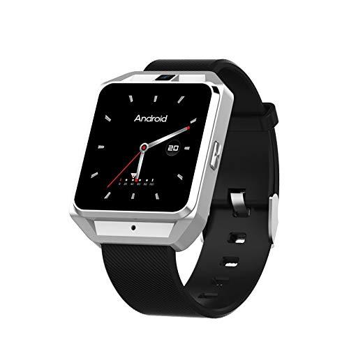 Smartwatch IP68 Smart Watch Sportuhr Fitness Tracker, Schrittzähler Uhr, Schlaf Tracker, Stoppuhr Kompatibel mit Herren Damen Vibrationsalarm Anruf SMS Whatsapp Hinweis Kompatibel mit iPhone Android