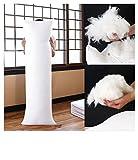 Moe Pillow - Soft Fluffy Huggable Plain Insert Inner Pillow 170x60cm Basic Soft Polyester