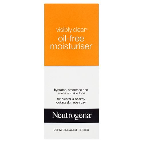 Neurogena Visibly Clear vochtinbrengende crème, 50 ml
