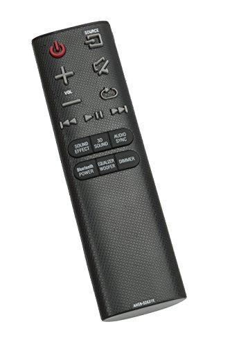 pas cher un bon AH59-02631K Télécommande de remplacement – VINABTY AH5902631K Télécommande de barre de son Samsung…