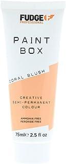 Fudge Professional Fudge Paintbox, Coral Blush, 75 ml