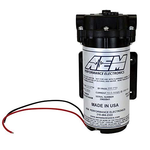 methanol injection pump - 1