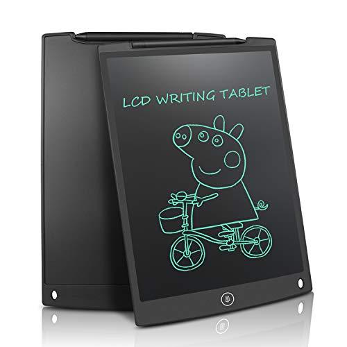 NEWYES Tableta de Escritura LCD,  Pizarra Digital,  Tablet para Niños 12 Pulgadas