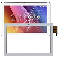 LIYE Asus ZenPad 10 Z300 Z300M用タッチパネル (色 : 白)