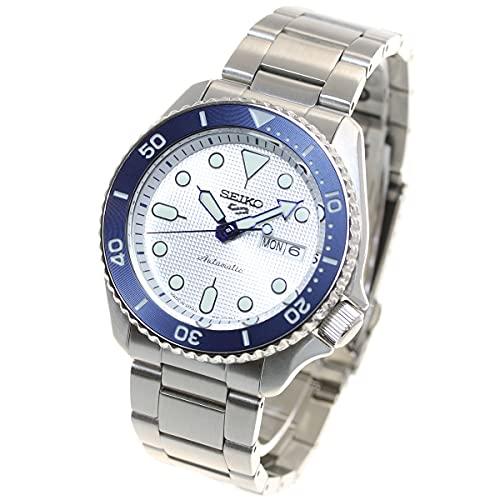 [セイコー]SEIKO 5 SPORTS 自動巻き メカニカル セイコー創業140周年記念 限定モデル 第2弾 流通限定モデル 腕時計 メンズ セイコーファイブ SBSA109