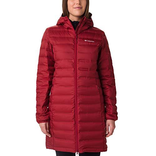 4149RCO71RL. SS500  - Columbia Women's Lake 22 Down Long Hooded Jacket' Lake 22 Down Long Hooded Jacket