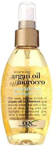 OGX (organix) schwereloses trockenes Marokkanisches Arganöl, 120 ml
