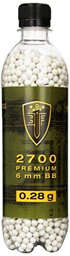 Elite Force Premium 6mm Airsoft BBs Ammo, .20 Gram, 2700 Count