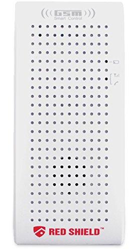 Red Shield WS-210 GSM-Telefon-Modul für Funk-Alarmanlage WS-100, WS-210