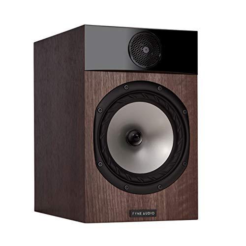 Fyne Audio F301 Bookshelf Speakers - LWalnut