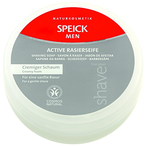 SPEICK Men Active Rasierseife Tiegel 150 g