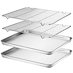 Top 5 Best Baking Sheets 2021