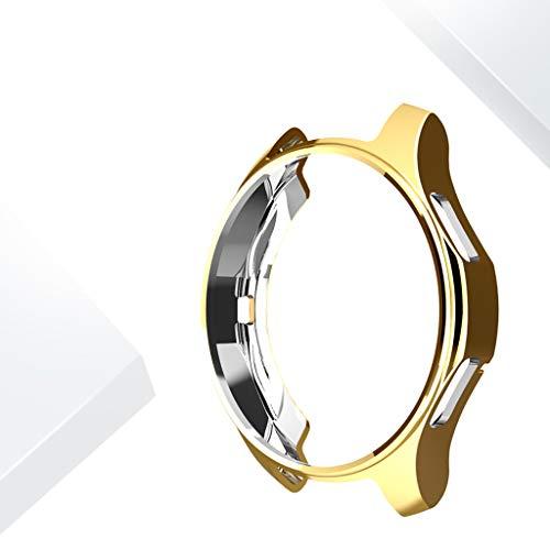 kdjsic Estuche de TPU para Relojes Classic Frontier Watch Cover Frame 46mm Carcasa Protectora Suave