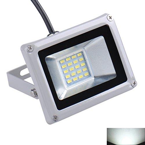 Foco proyector LED 20W/30W/50W/100W/150W/200W/300W/500W/800W para exteriores, 1000LM-56000LM, Blanco frio 6000-6500K resistente al agua IP65, luz amplia, luz de seguridad Floodlight (20)
