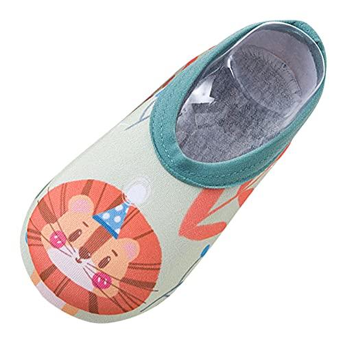 Chaussures d'apprentissage pour bébé fille - Chaussons de sol pour l'intérieur et la salle de bain - Unisexe - Chaussures aquatiques...
