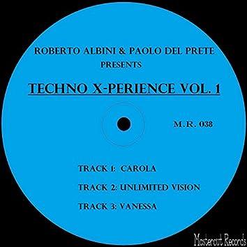 Techno X-Perience, Vol. 1