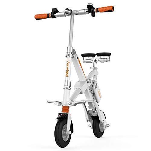 Bicicleta eléctrica plegable con batería desmontable AIRWHEEL E6