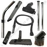 b-creative Premium calidad Henry Hetty Numatic aspiradora Hoover 2,5m manguera Kit de herramienta