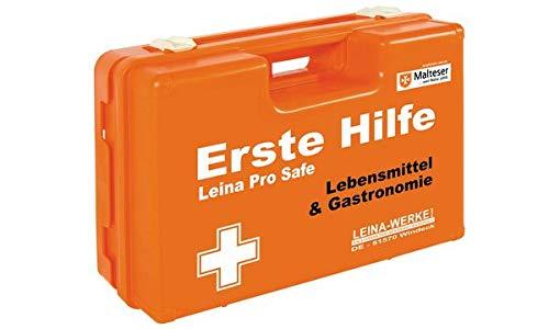 LEINAWERKE 21108 Erste Hilfe-Koffer SAN (Pro Safe) Lebensmittel & Gastronomie Pro Safe Lebensmittel & Gastronomie, 1 Stk.