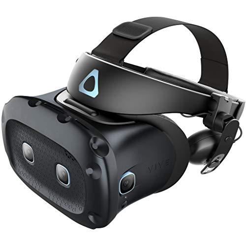 HTC Vive Cosmos Elite Headset VR-Brille, blau/schwarz, Headset Only