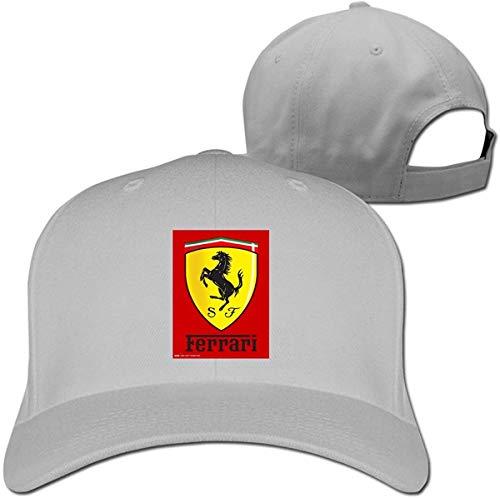 /Ferrari Logo cosido a mano Gorra oficial Scuderia Ferrari/