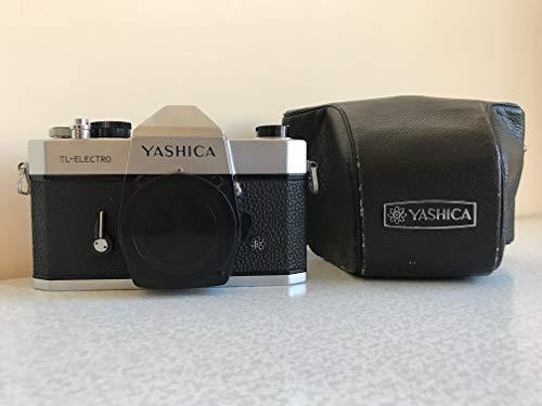 Fotos–Yashica TL de Electro–SLR Camera solo gehaeuse/Body # # # coleccionistas pieza by lll Group # # #