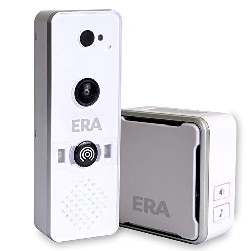 Era W doorcam Smart Home Wi-Fi Video Türklingel, weiß