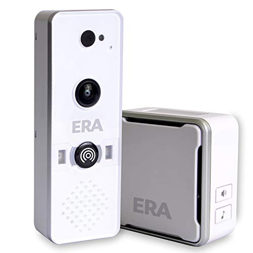 Era W doorcam Smart Home Wi-Fi video deurbel, wit