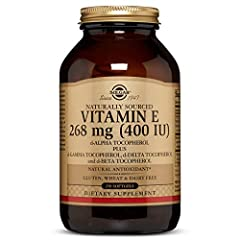 WHY VITAMIN E? – Vitamin E is the body's primary, fat-soluble antioxidant as well as an essential nutrient. These are oil-based softgels in order to promote optimal absorption an assimilation. HOW IT HELPS – Vitamin E provides nutritional support for...