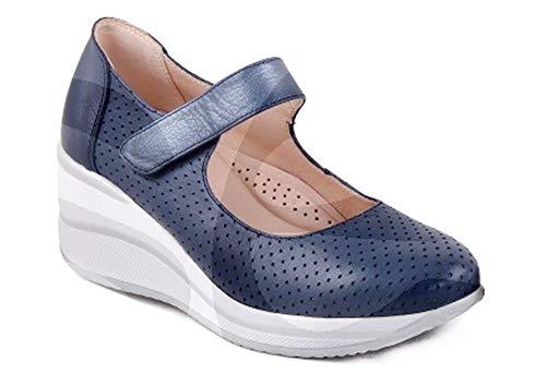 Zapatos Estil Tupie 503 Corte-Piel,Forro-Textil,Plantilla-Textil y extraíble.Tacón:6cm.Fabricado en España.