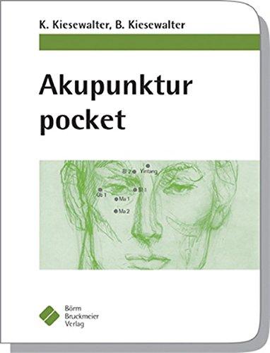 Kiesewalter, Katharina<br />Akupunktur pocket - jetzt bei Amazon bestellen