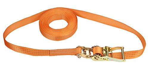 Connex sjorband 8 m x 38 mm, 3000 kg, met ratel, DY270603