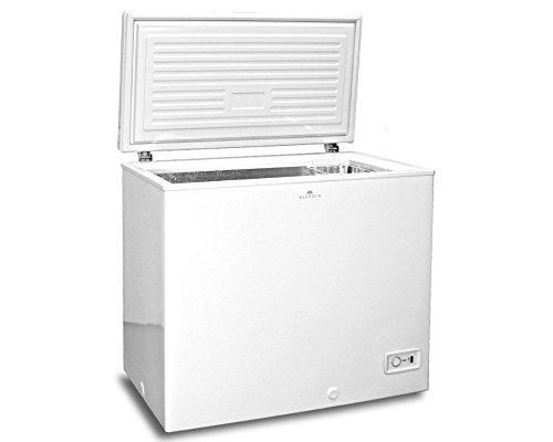 ALLEGiA アレジア 冷凍庫 206L 家庭用 上開き ストッカー AR-BD206-NW