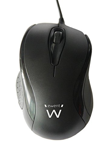 Ewent USB 2.0 Optical Mouse - Bl