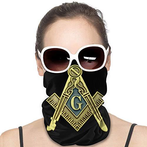 Beer Bacon Guns and Freedom - Máscara para el cuello -  Amarillo -  talla única