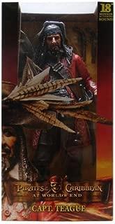 Pirates of the Caribbean AWE Captian Teague 18