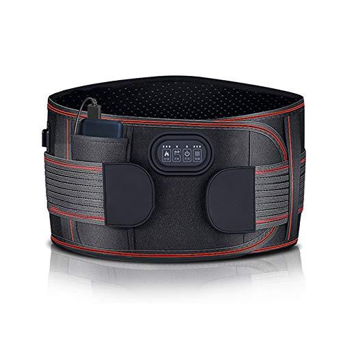 ZFF Soporte Lumbar Cinturón,Inferior Espalda Apoyo Cinturón, Ajustable Calefacción...