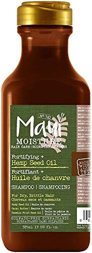 Maui Moisture Hemp Seed Oil Shampoo, 385 Milliliters