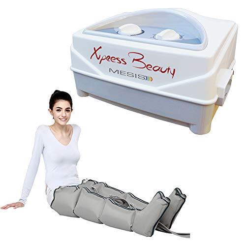 Pressoterapia estetica MESIS Xpress Beauty con 2 gambali