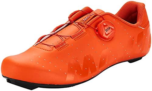 MAVIC Cosmic Boa Rennrad Fahrrad Schuhe orange 2021: Größe: 42.5 (UK 8.5)
